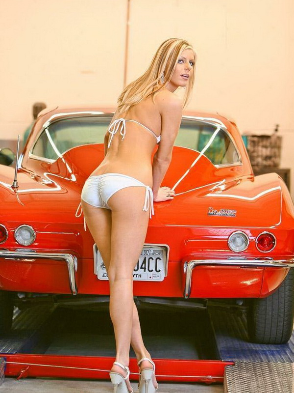 from Johnny free movies naked womwn and corvettes